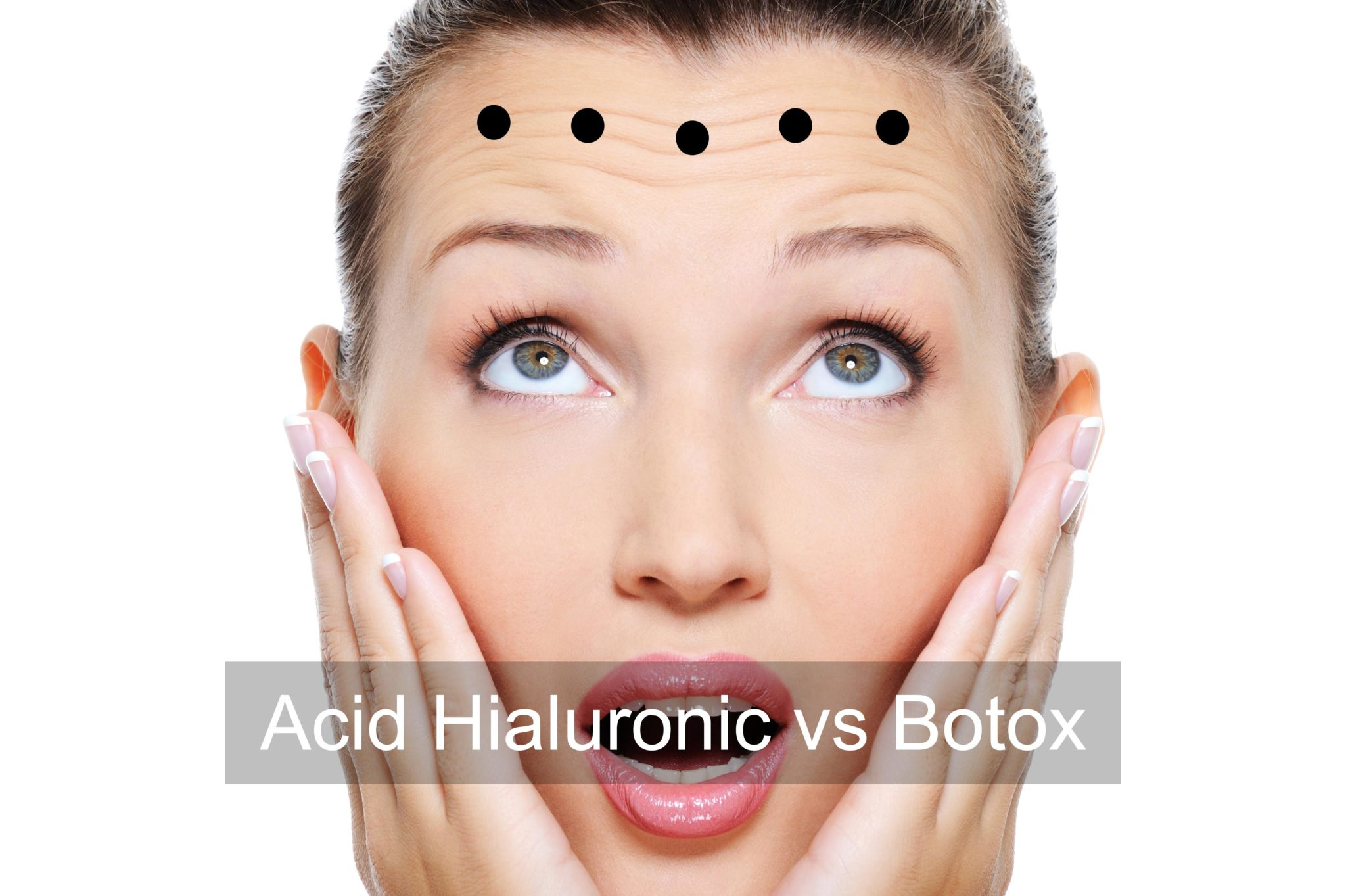 Acid Hialuronic vs Botox