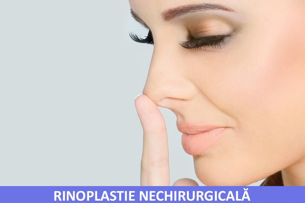 Rinoplastie Nechirurgicala