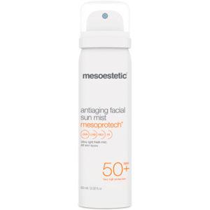Crema protectie solara Antiaging Facial Sun Mist SPF 50+